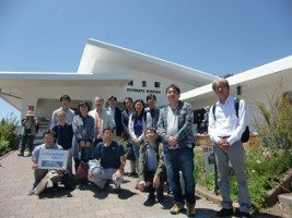 JCSSA自然体験プログラム視察ツアー
